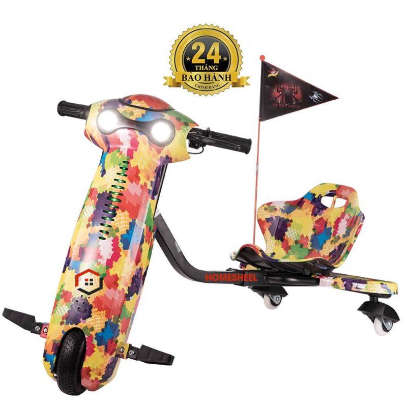 Phân phối Xe điện 3 bánh thể thao thế hệ mới của Homesheel D3_BH 2 NĂM