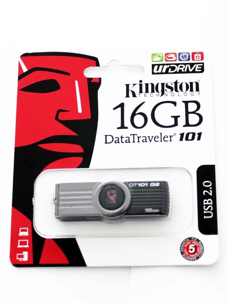 USB KINGSTON DT101 16GB - GIÁ RẺ