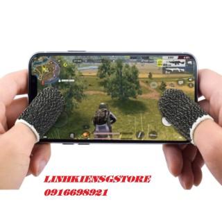 Combo Bộ Bao 2 Ngón Tay Chuyên Dụng Chơi Game Mobile Chống Ra Mồ Hôi Tay thumbnail