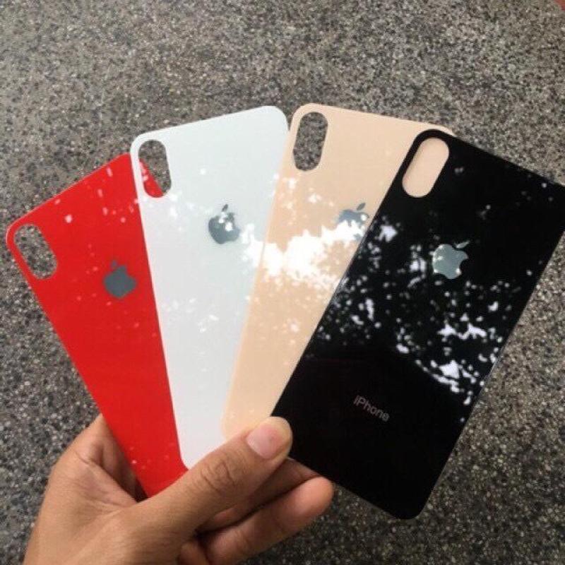 Giá Kính cường lực mặt sau Iphone 6, 6s, 7, 7Plus, 8, 8Plus, X, XS, Xs Max
