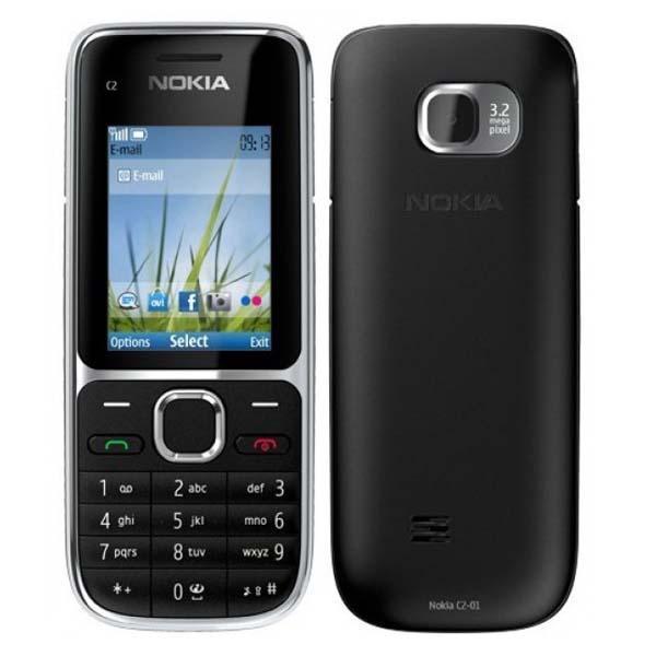 NOKIA C2 01 (KÈM PIN VÀ SẠC)
