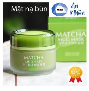 Mặt Đắp Bùn Trà Xanh Matcha Mud Mask 85g thumbnail