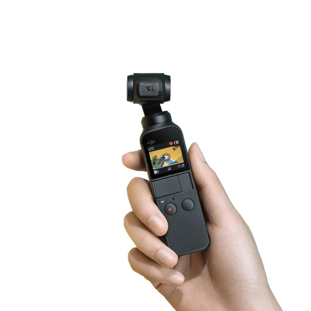 Máy quay phim bỏ túi DJI Osmo Mobile Pocket Nhật Bản