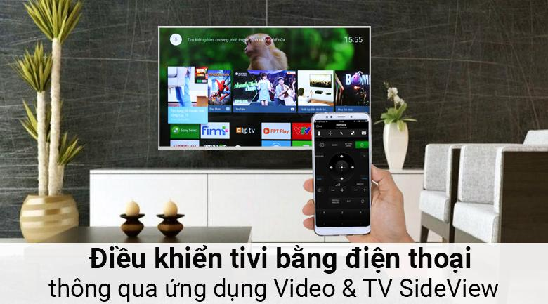 Android Tivi Sony 4K 43 inch KD-43X8500F