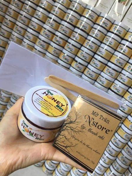 wax lông honey spa