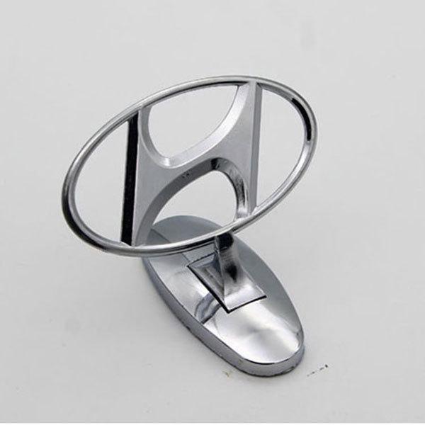 logo gắn mui xe ô tô các hãng - logo HUYNDAI