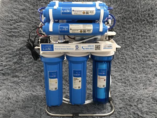 Bảng giá Máy lọc nước Karofi 8 cấp KT-ERO80 không tủ chính hãng Điện máy Pico