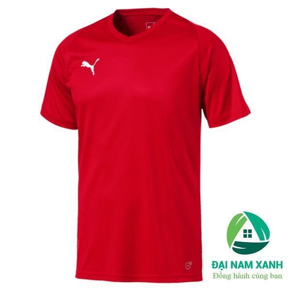 Áo thun thể thao nam Puma Liga Core - Hàng chuẩn châu Âu