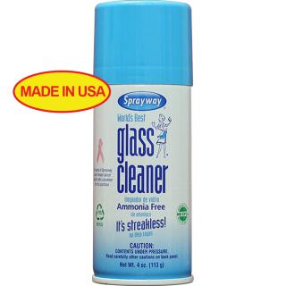 Chai Xịt Lau Kính Sprayway Glass Cleaner (Chai nhỏ 4 Oz) thumbnail
