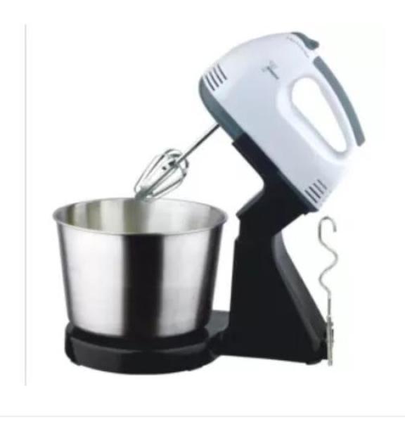 Máy đánh trứng để bàn 7 chế độ hoạt động rảnh tay (Trắng)