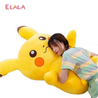ELALA Pikachu Búp Bê Đồ Chơi Sang Trọng Gối Búp Bê Giẻ Rách Cho Trẻ Em Đồng Hành, Món Quà Sinh Nhật, 30Cm 45Cm 65Cm 95Cm thumbnail