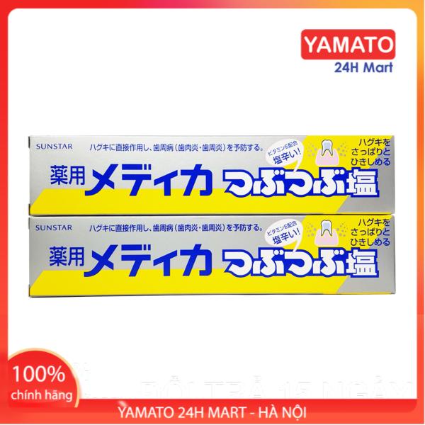 Kem Đánh Răng Muối Sunstar 170g - Nhật Bản, Kem Đánh Răng Trắng Răng, Kem Đánh Răng Nhật Bản
