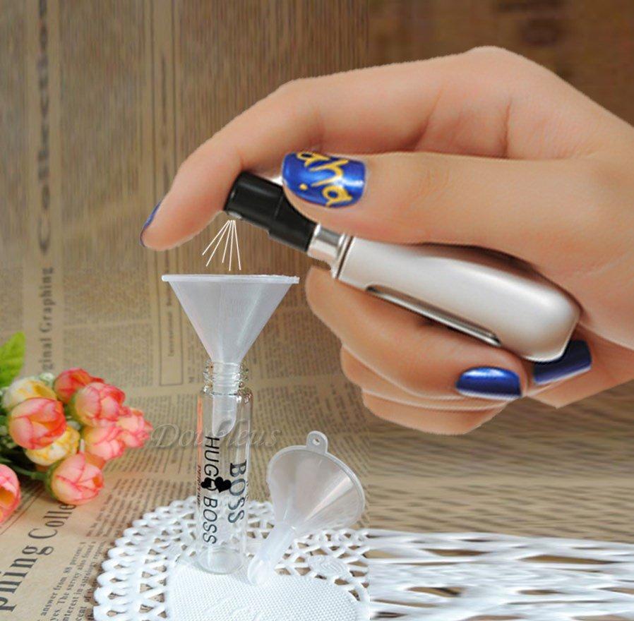 Phễu nhựa nhỏ chiết mỹ phẩm nước hoa nhập khẩu