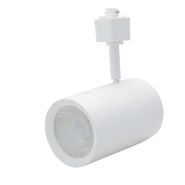 Đèn LED Tracklight Chính hãng Rạng Đông Tuổi thọ cao Nguồn sáng LED chất lượng cao Ánh sáng trung thực Thân Đèn chống ăn mòn  D TRL03L 8W