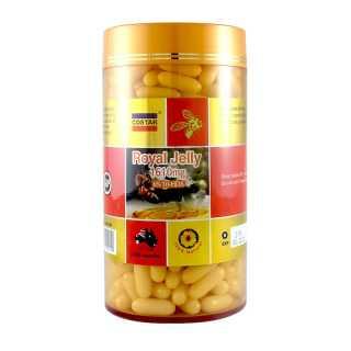 Sữa Ong Chúa Costar Royal Jelly 1610mg 365 viên hàm lượng cao - Giúp làm đẹp da, chống lão hóa Costar 1610 mg 365 viên thumbnail