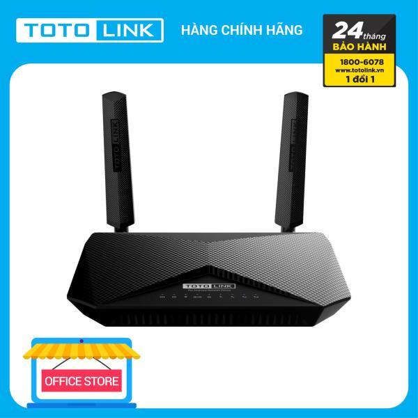 Bảng giá Bộ định tuyến không dây 4G LTE băng tần kép AC1200 - LR1200 - TOTOLINK - Hàng chính hãng Phong Vũ