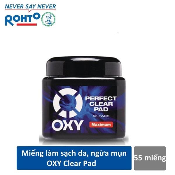 Miếng Làm Sạch Da Mặt Oxy - Oxy Perfect Clear Pad (55 Miếng)