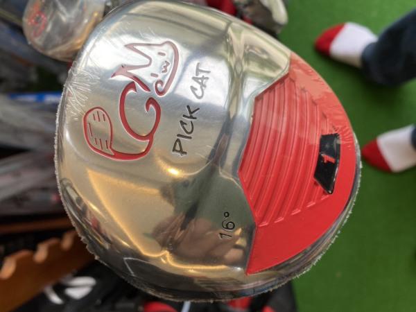 Bộ Gậy Golf Trể Em - PGM - 5Dến 8Tuổi - 9 Đến 12 Tuổi