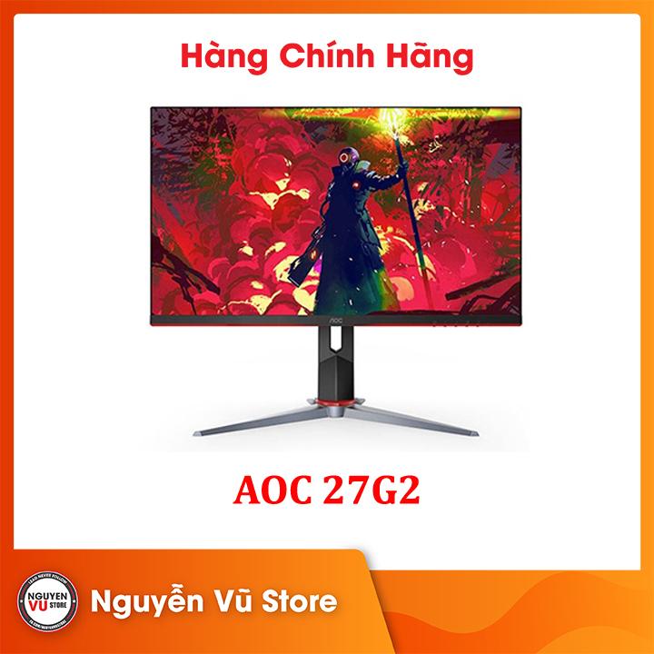 """Màn hình Gaming AOC 27G2 27"""" IPS 144Hz Gsync"""