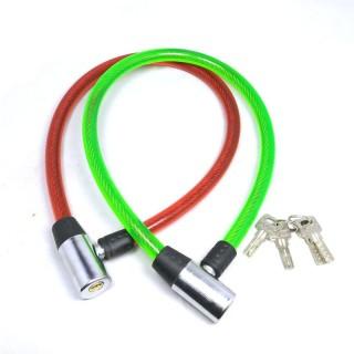 Khóa dây cáp chống trộm nhà cửa, xe đạp, xe máy tiện dụng - KD3434 thumbnail