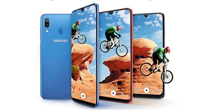 Điện thoại Samsung Galaxy A30 3GB/32GB - Hãng phân phối chính thức
