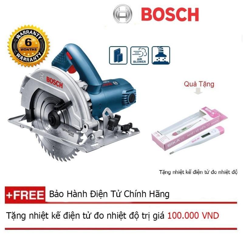 Máy cưa đĩa Bosch GKS 7000 + Quà tặng nhiệt kế điện tử
