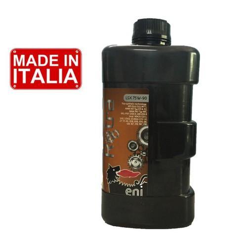 Dầu hộp số cao cấp Eni Rotra LSX 75W-90 :1 Lít: Nhập khẩu Ý - RT75w90 Nhật Bản