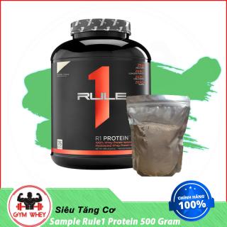 Gói Dùng Thử Sữa Dinh Dưỡng Tăng Cơ Rule1 Protein 500gram thumbnail