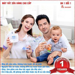 Đồ dùng cho em bé sơ sinh, Máy hút sữa điện AMAMA vắt sữa non tốt tăng sữa cho con cưng thumbnail