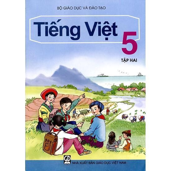 Mua Tiếng Việt Lớp 5 - Tập 2 (Tái Bản 2019) - 9786040136787