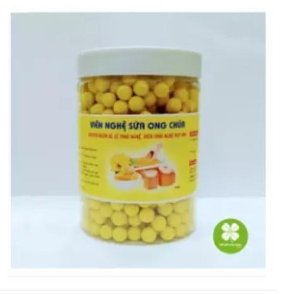 Viên Nghệ sữa mật ong chúa (hộp 500gram) - TM168