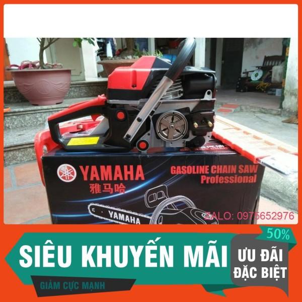 Máy cưa gỗ chạy xăng YAMAHA - Máy Cưa Xích Chạy Xăng Yamaha Hàng loại 1