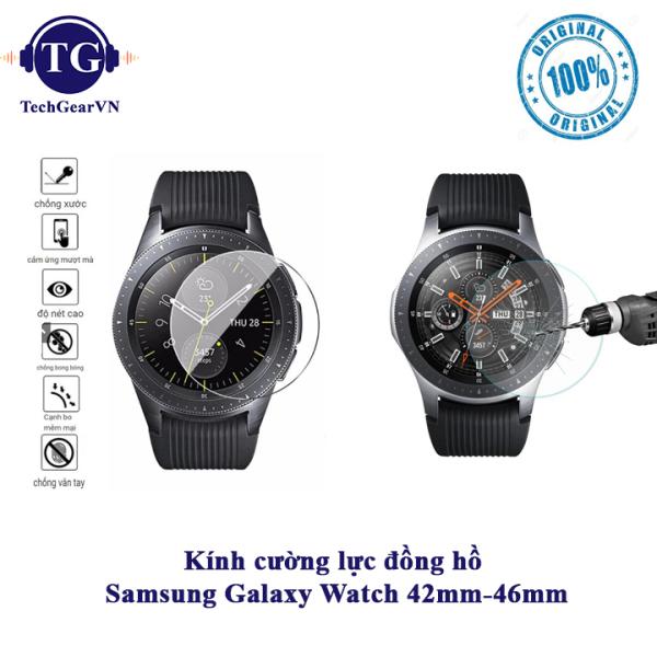 Kính cường lực chống xước cho Samsung Galaxy Watch  42mm-46mm