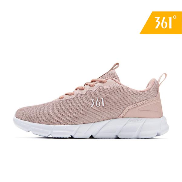 Giày Thể Thao Nữ 361 Độ Giày Chạy Nữ Lưới Thoáng Khí Nhẹ Chống Sốc Thông Thường, 681832280