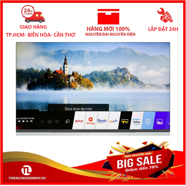 Bảng giá [Trả góp 0%]Smart Tivi OLED LG 4K 65 inch 65E9PTA