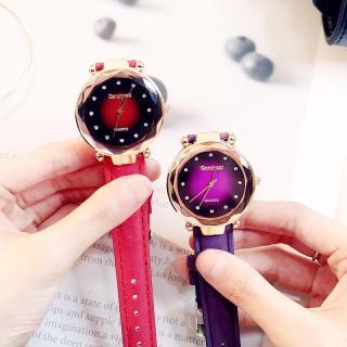 Đồng hồ thời trang nữ Candycat dây da cực đẹp SCS436 thumbnail
