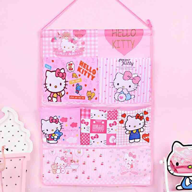 Túi treo tường Kitty