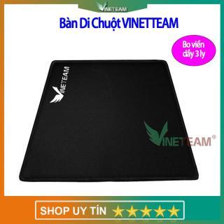 VINETTEAM Miếng lót chuột - Bàn di chuột V1 chơi game Mouse pad hình chữ nhật 21,5 x 17,5 cm bo viền dày 3 li thumbnail