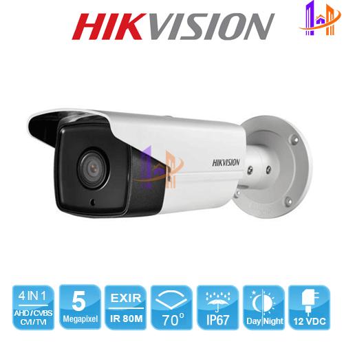 [BẢO HÀNH 24 THÁNG] Camera HIKVISION DS-2CE16H0T-IT5 5.0Mp – Camera giám sát an ninh – Công Nghệ Hoàng Nguyễn