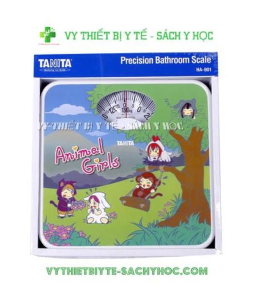 Cân trẻ em Tanita (Cân cơ Tanita HA801)