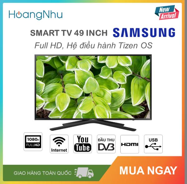 Bảng giá Smart Tivi Samsung 49 inch Kết nối Internet Wifi MODEL 49N5500AK (Full HD, Hệ điều hành Tizen OS, Truyền hình KTS, màu đen)