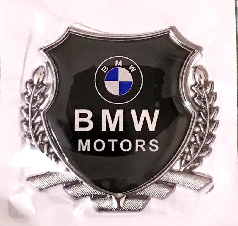 Logo Bông Lúa Xe BMW