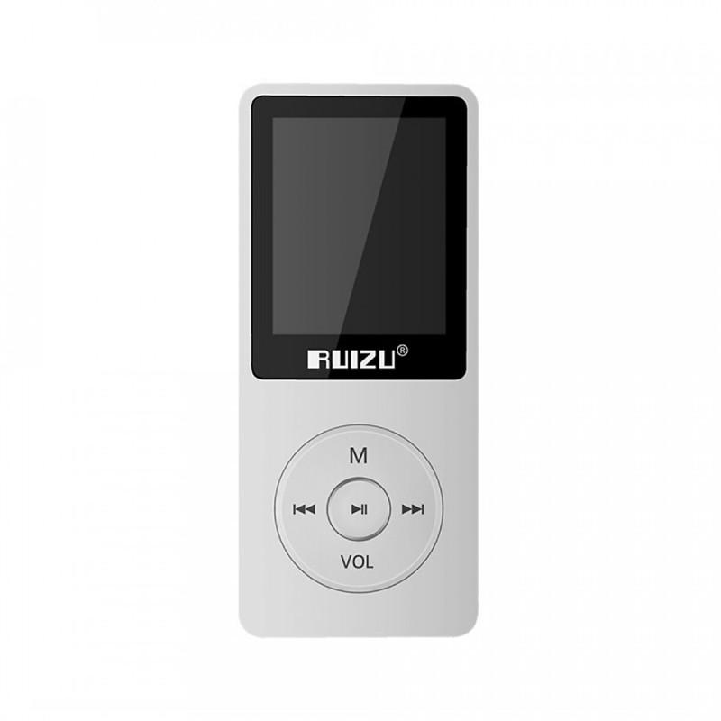 Máy Nghe Nhạc MP3 Ruizu - Chất lượng cao , có màn hình hiển thị , hỗ trợ nghe nhạc, video, hình ảnh, ghi âm, radio, sách