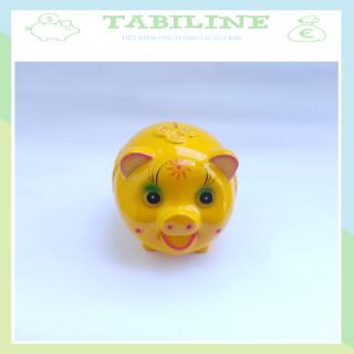 Lợn đất tiết kiệm đựng tiền size VỪA cute đẹp giá rẻ TABILINE LD03 thumbnail