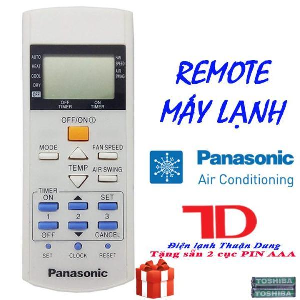 Remote máy lạnh Pana thường