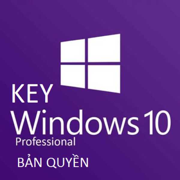 Bảng giá Key Windows 10 Pro bản quyền Phong Vũ