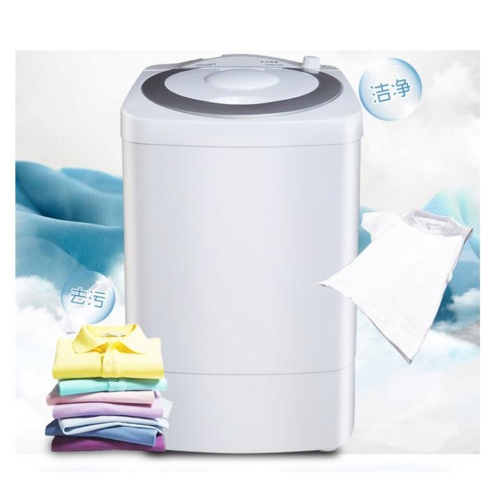 Bảng giá Máy giặt mini 1 lồng 6.5Kg chuyên dụng gia đình nhỏ, sinh viên kích thước nhỏ gọn, dễ dàng di chuyển Điện máy Pico
