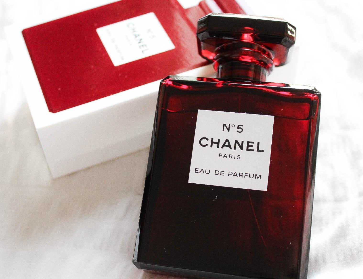 NƯỚC HOA NỮ CHANEL NO 5 PARFUM RED EDITION 100ML - NƯỚC HOA CHANEL