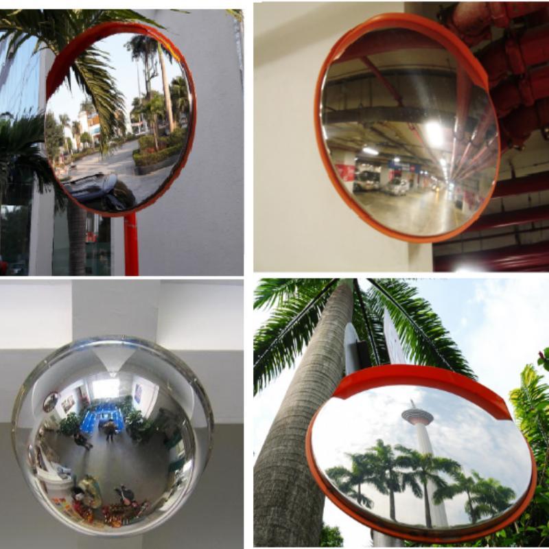 SIÊU HOT - Gương Cầu Lồi Phong Thủy 20cm    Trang Trí Nhà Cửa   Đồ Trang Trí  206698   Black   FS giá rẻ