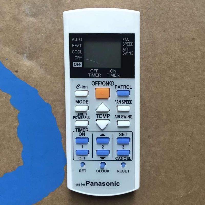 Điều khiển điều hòa không khí Panasonic
